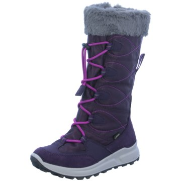 Superfit Winterstiefel lila