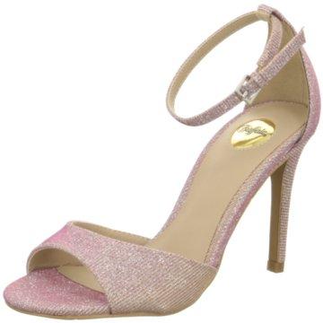 Buffalo High Heels rosa