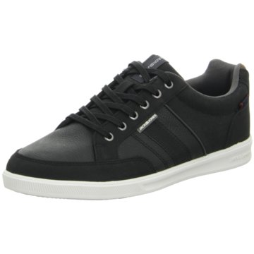Jack & Jones Sneaker Low schwarz