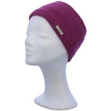 Norton Stirnbänder Damen rot