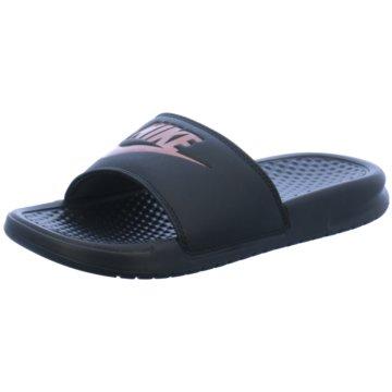 Nike BadelatscheNike Benassi JDI Women's Slide - 343881-007 schwarz