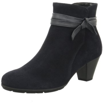 Gabor Ankle Boot blau