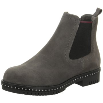 Fantasy Shoes Chelsea Boot grau