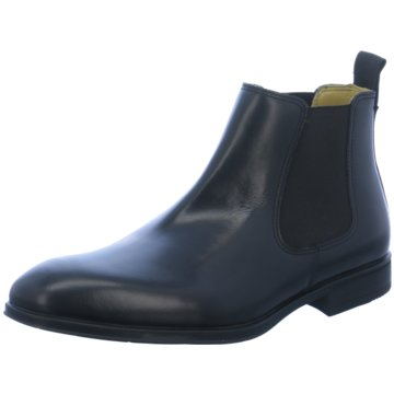 Steptronic Chelsea Boot schwarz