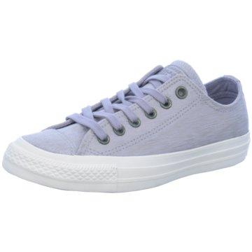 Converse Sportlicher Schnürschuh blau