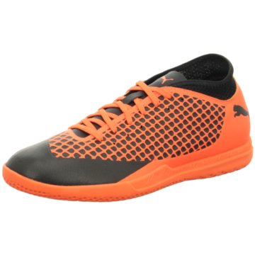 Puma Hallen-Sohle orange