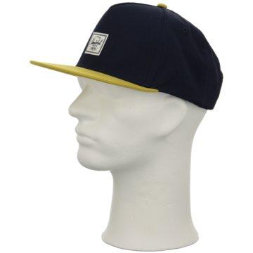 Herschel Caps Herren blau