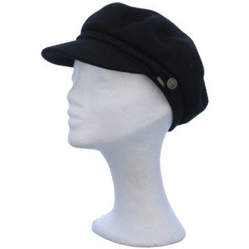 Barts Caps Damen schwarz