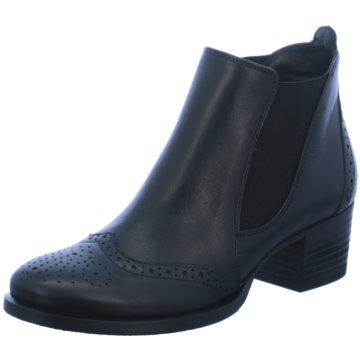 Paul Green Chelsea Boot9486 schwarz