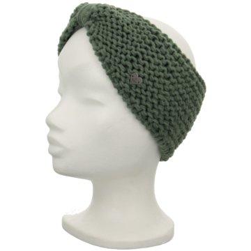 Barts Stirnbänder Damen grün