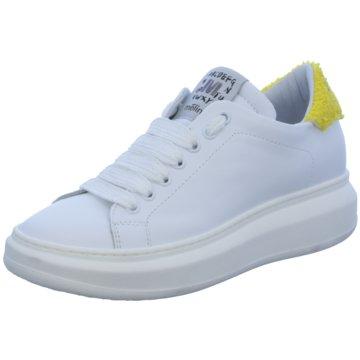 Meline Top Trends Sneaker weiß