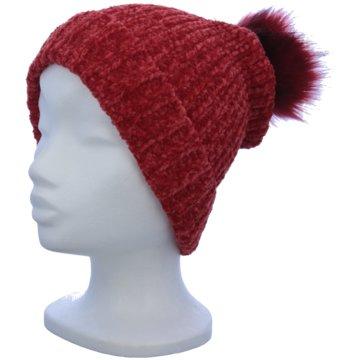 Codello Mütze Damen rot