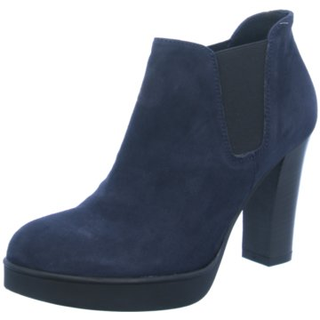 Donna Piu High Heels blau