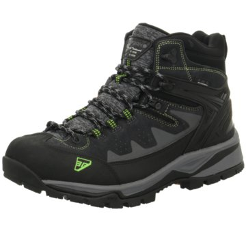 Icepeak Outdoor Schuh schwarz