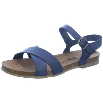Cosmos Comfort Komfort Sandale blau