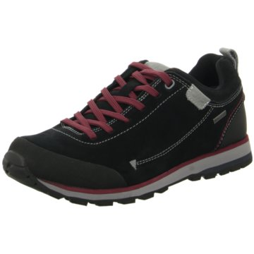 CMP Outdoor Schuh schwarz