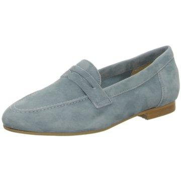 Fantasy Shoes Klassischer Slipper türkis