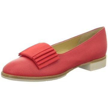 Brunate Klassischer Slipper rot
