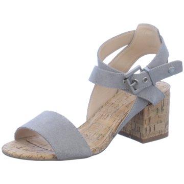 SPM Shoes & Boots Sandalette grau