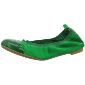 Gianluca Pisati Klassischer Ballerina grün