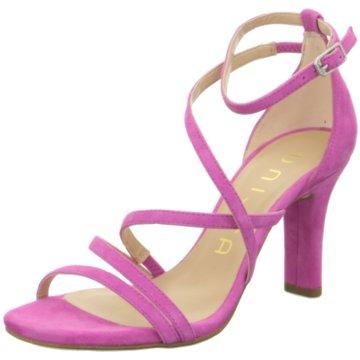 Unisa Sandalette pink