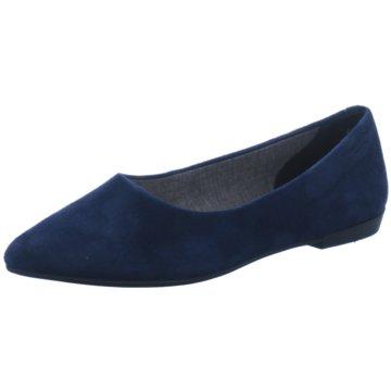 Vagabond Ballerina blau