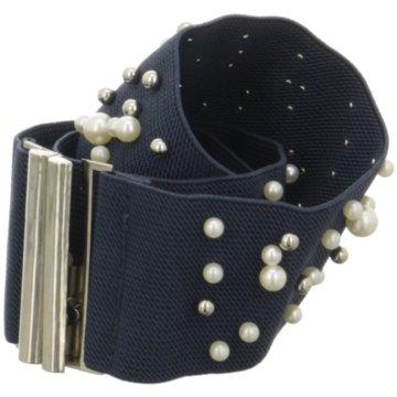 Intermoda Gürtel blau