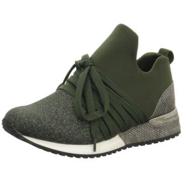 La Strada Sneaker Low grün