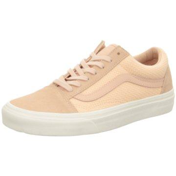 Vans Sneaker Low orange