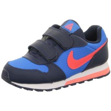Nike Klettschuh blau