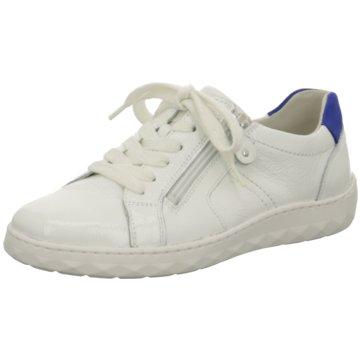 Waldläufer Sneaker Low weiß