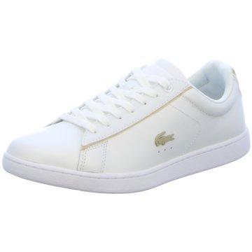Lacoste Sneaker Low35SPW0013 weiß