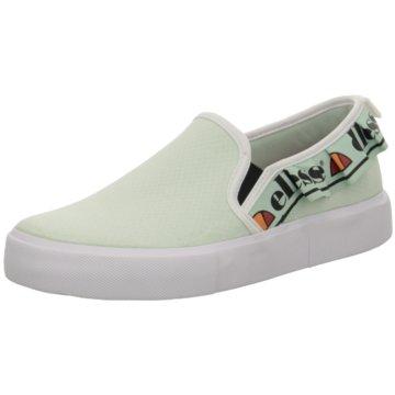 Ellesse Klassischer Slipper grün