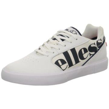Ellesse Street Look weiß