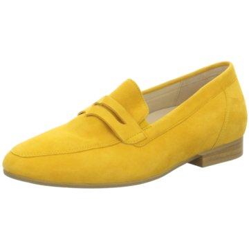 Gabor comfort Klassischer Slipper gelb