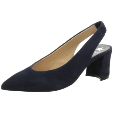 Maripé Top Trends Pumps blau