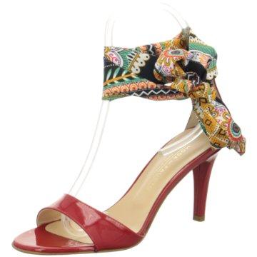 Moda di Fausto Top Trends Sandaletten rot
