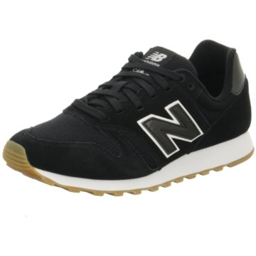 New Balance Sneaker Sports schwarz