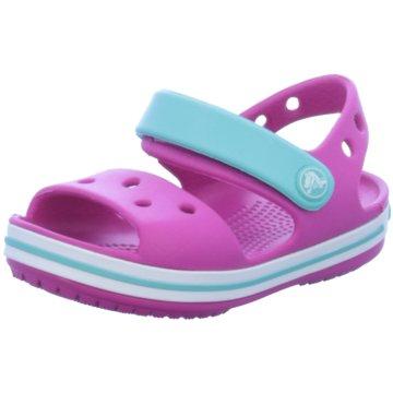 CROCS Kleinkinder Mädchen pink