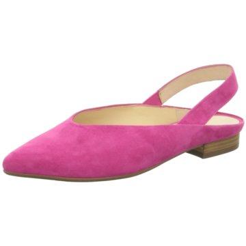 Peter Kaiser Top Trends Ballerinas pink