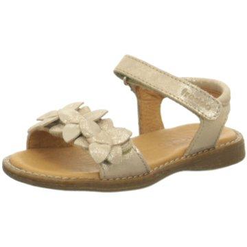 Froddo Offene Schuhe gold