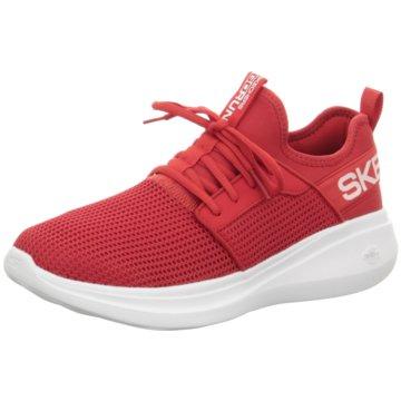 Skechers Sneaker LowValor rot