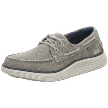 Skechers Bootsschuh grau