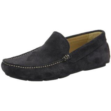 Gant Mokassin Slipper blau