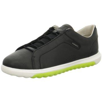 Geox Sneaker LowU NEXSIDE A - NAPPA schwarz