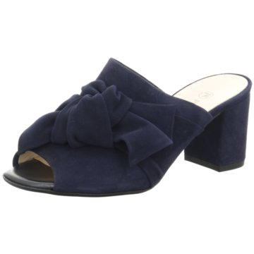 Peter Kaiser Klassische Pantolette blau