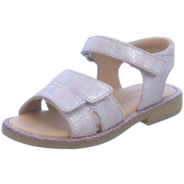 Micio Offene Schuhe rosa