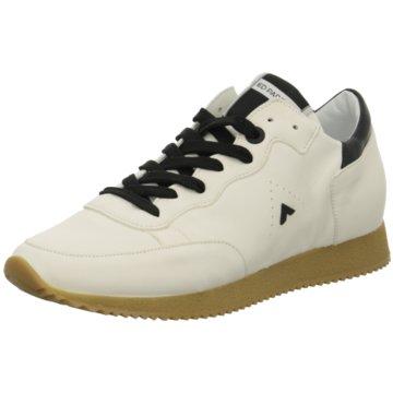 Ed Parrish Sneaker Sports weiß