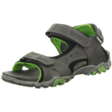 Be Mega Outdoor Schuh grau