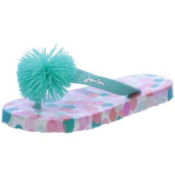 Joules Offene Schuhe grün